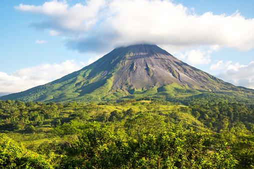 Arenal volcano. Costa Rica. 521542828
