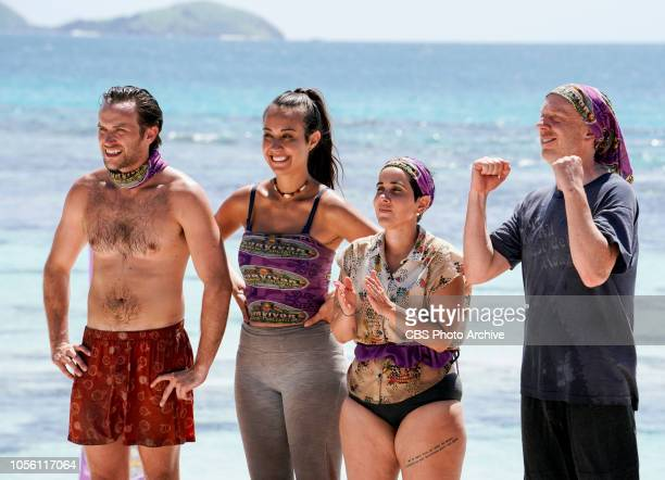 Aren't Brochachos Just Adorable Nick Wilson Angelina Keeley Lyrsa Torres and Mike White on the sixth episode of SURVIVOR David vs Goliath airing...