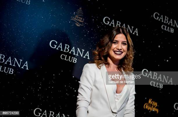 Ares Teixido attends the Gabana Christmas season party on December 19 2017 in Madrid Spain