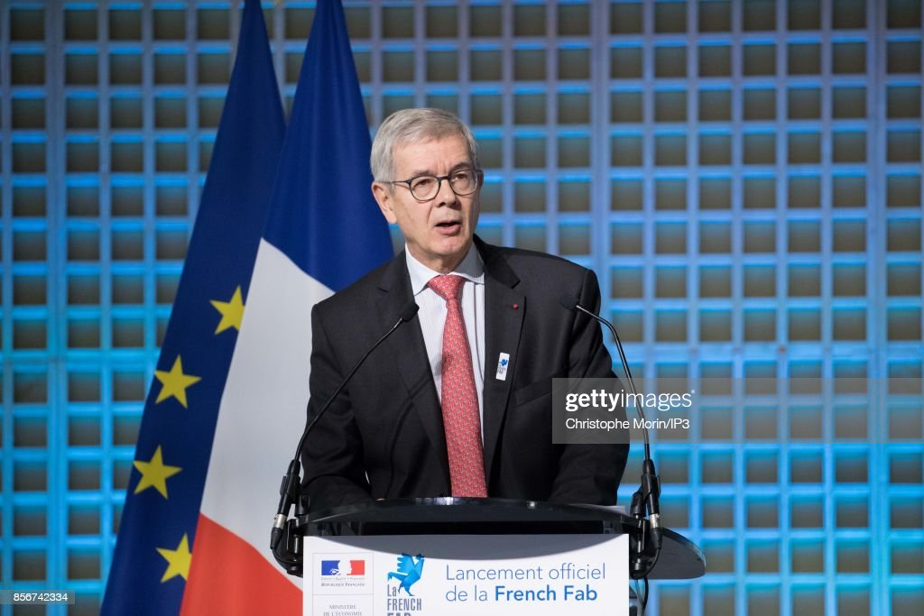 """French Minister of Economy and Finance Bruno Lemaire Launches """"La French Lab Event"""" In Paris"""