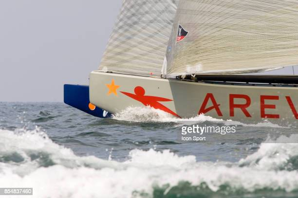 Areva Challenge / +39 Challenge - - Round Robin 1 - Louis Vuitton Cup 2007 - Valence -