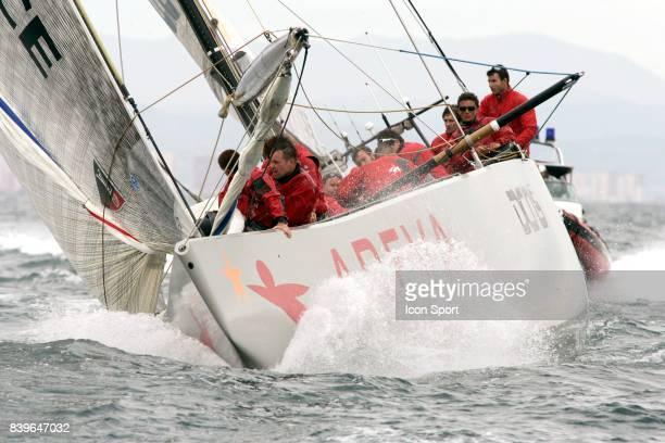 Areva Challenge - Emirates Team New Zealand / Areva Challenge - Round Robin 2 - Louis Vuitton Cup - 2007 -