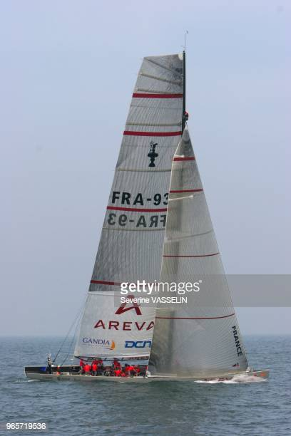 Areva Challenge winning on Desafio Espanol