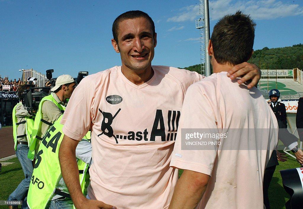 Juventus' player Giorgio Chiellini celeb... : Foto di attualità