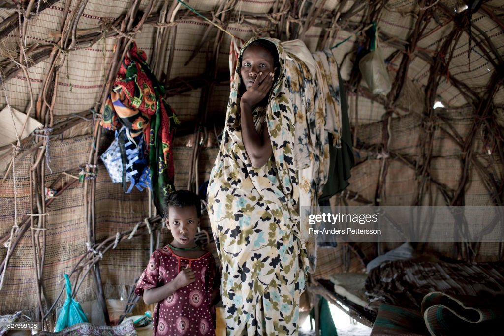 Drought & hunger in rural Kenya : News Photo