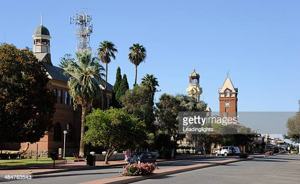 Argent Street in Broken Hill