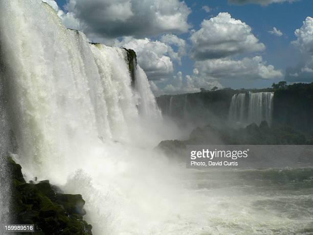 Argentina Brazil Iguasu Falls Devils throat