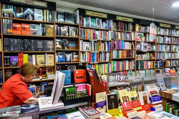 Argentina Buenos Aires Antigona Libros bookstore