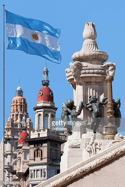 Argentina Buenos Aires Av. de Mayo Palacio Barolo