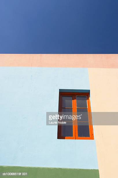 Argentina, Buenos Aires, Caminito, La Boca, multicolored house facade