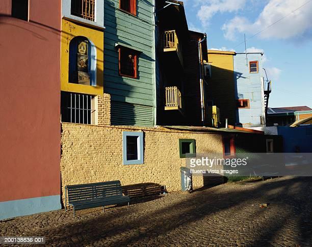 Argentina, Buenos Aires, La Boca district, El Caminito