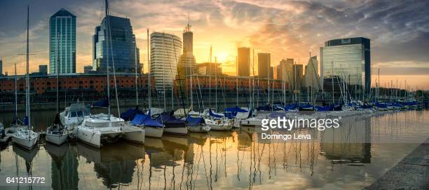 Argentina, Buenos Aires, Puerto Madero, Downtown district