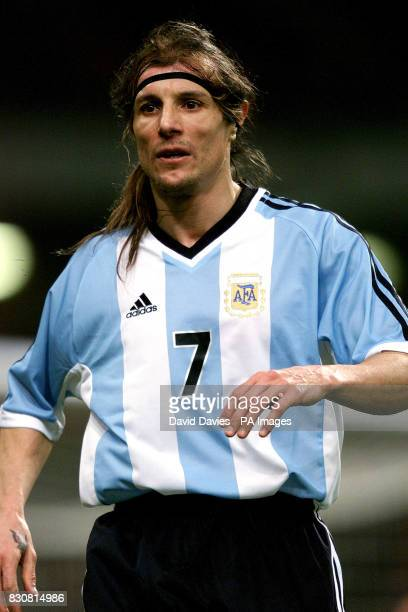 Claudio Caniggia Stock Photos and Pictures | Getty Images