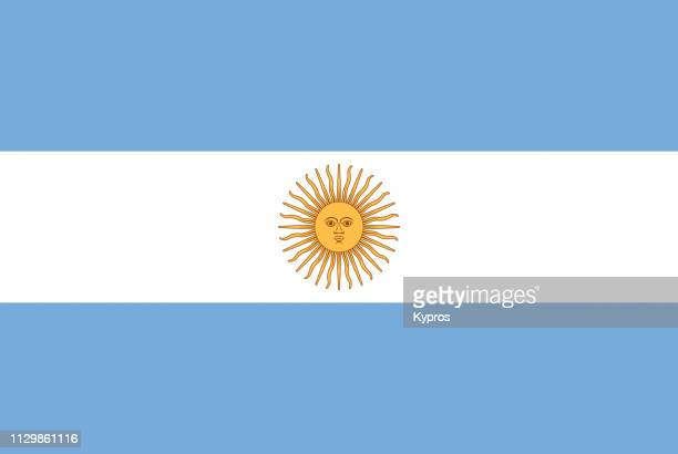 argentina flag - argentina stock pictures, royalty-free photos & images