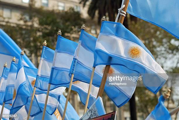 bandeira argentina - argentina - fotografias e filmes do acervo