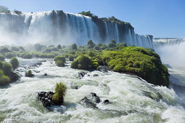 Argentina Iguazu Waterfalls Garganta Del Diablo Wall Art