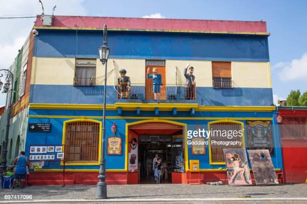 Argentinien: La Boca in Buenos Aires