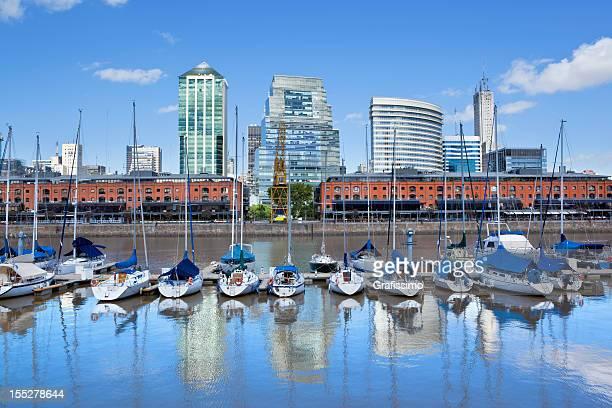 Argentina, Buenos Aires en Puerto Madero