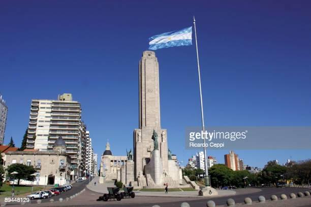 Argentina Rosario Argentine Flag Monument in Rosario city