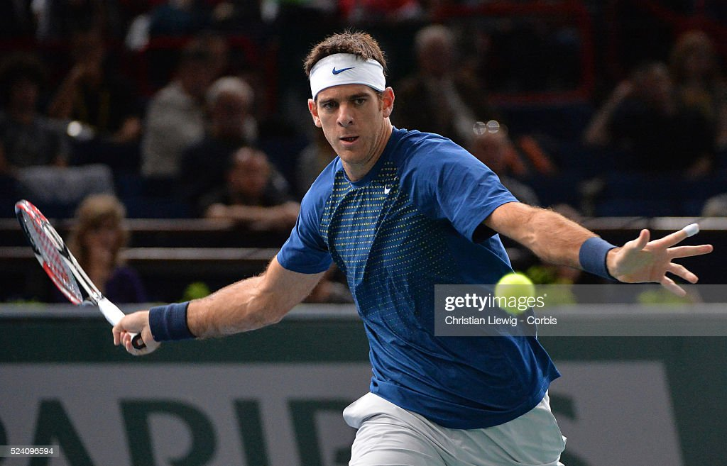 BNP Paribas Masters Series Tennis Open 2013 - Second Round : News Photo
