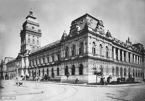 Argentina Santa Fe Rosario the palace of justice date unknown