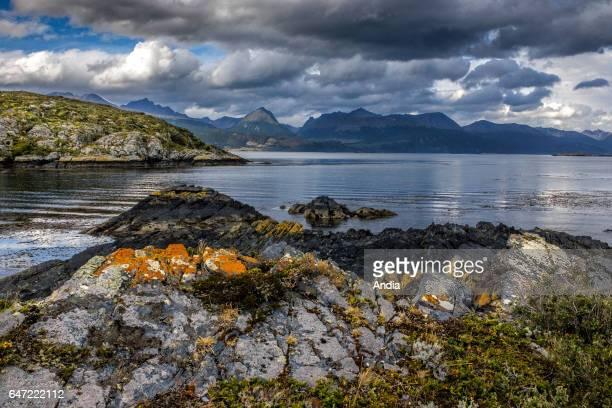 Ushuaia Tierra del Fuego Beagle Channel