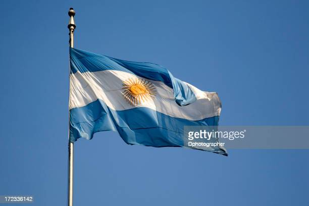 Argentinan Flagge