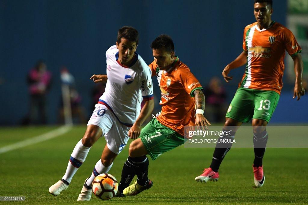 Nacional v Banfield - Copa CONMEBL Libertadores 2018