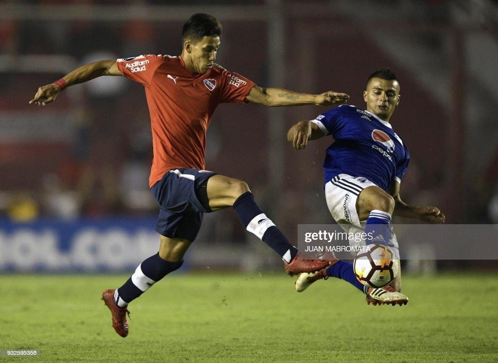 Independiente v Millonarios - Copa CONMEBOL Libertadores 2018