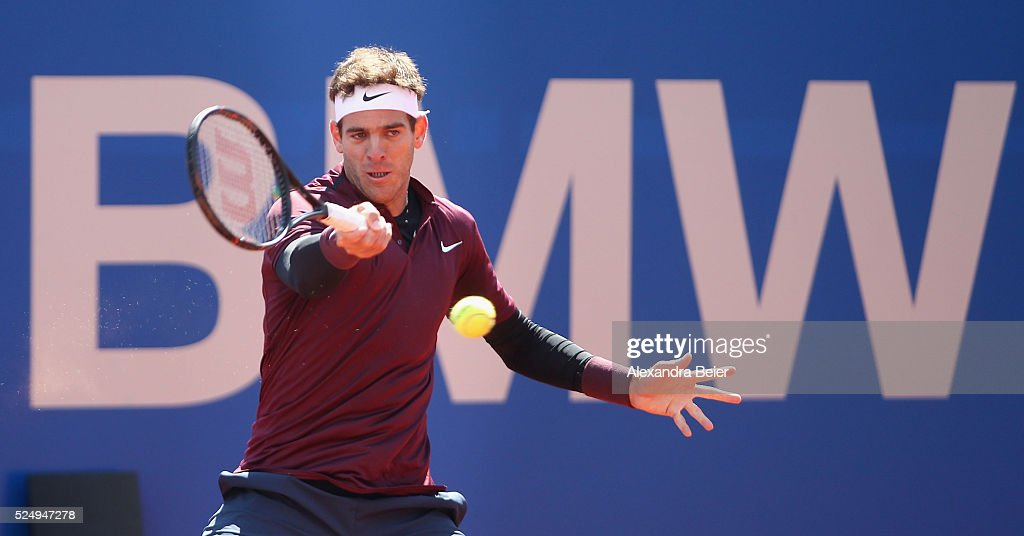 BMW Open Tennis Tournament : News Photo