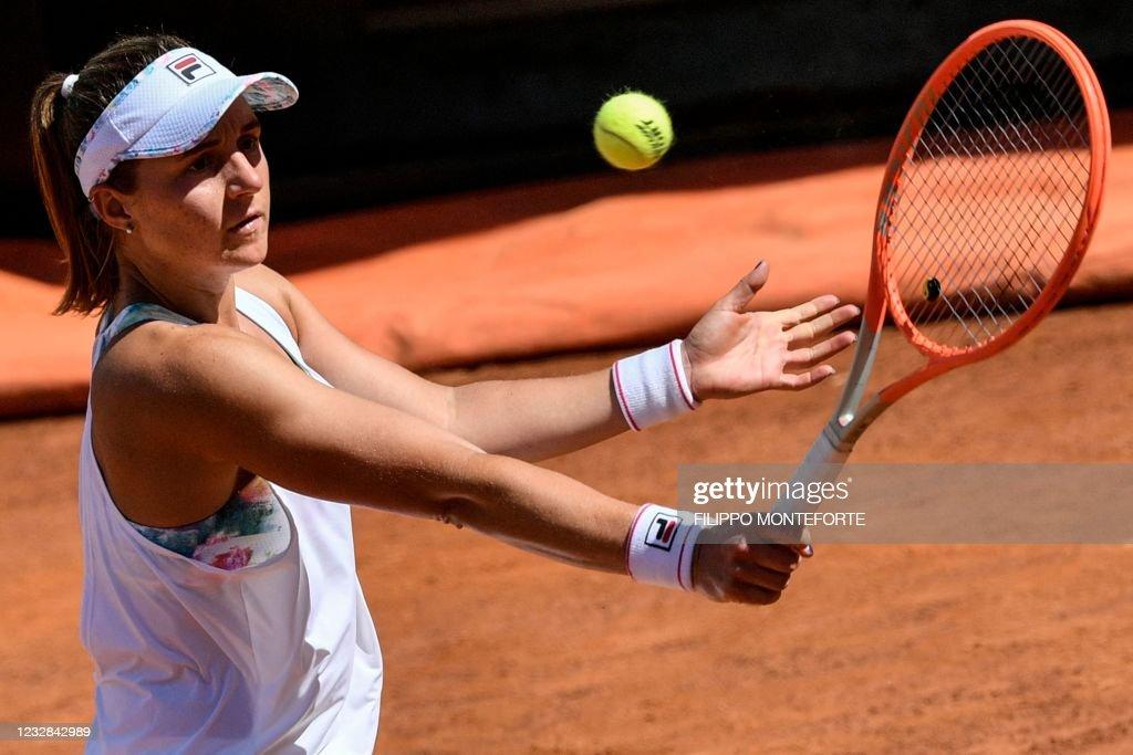 TENNIS-ITA-WTA-2021 : News Photo