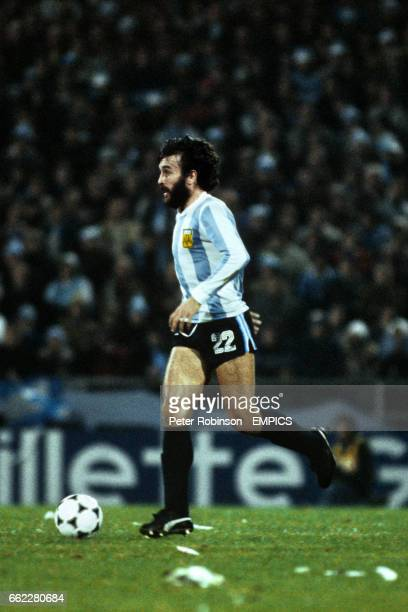Argentina's Ricardo Villa