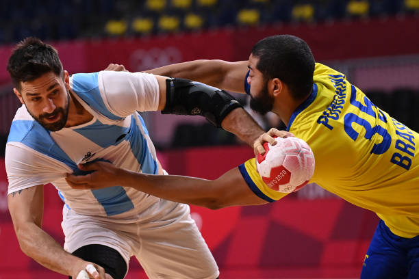 JPN: Handball - Olympics: Day 7
