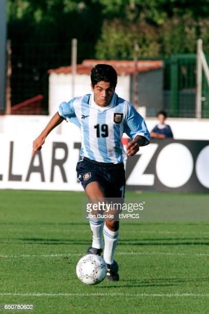 Argentina's Walter Erviti