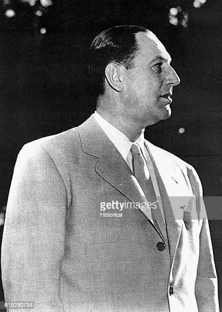 Argentine dictator Juan Peron implemented economic reforms such as nationalization of railroads benefits for laborers and largescale public works but...