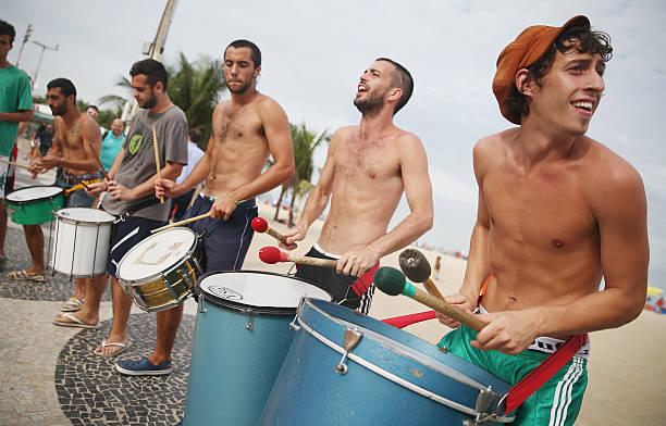 BRA: Rio De Janeiro Awaits World Cup Semi-Finals