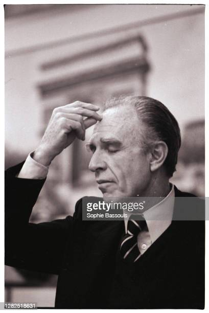 Argentine novelist Adolfo Bioy Casares won the Cervantes literary award in 1990.