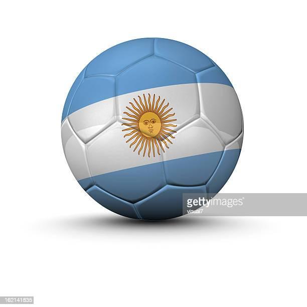 argentine soccer ball