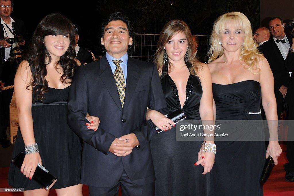 "2008 Cannes Film Festival - ""Maradona"" Premiere : News Photo"