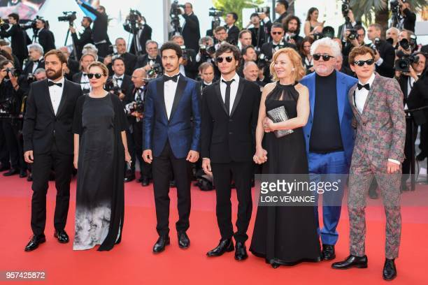 Argentinian actor Peter Lanzani Argentinian actress Mercedes Moran Argentinian actor Chino Darin Argentinian director Luis Ortega Argentinian actress...