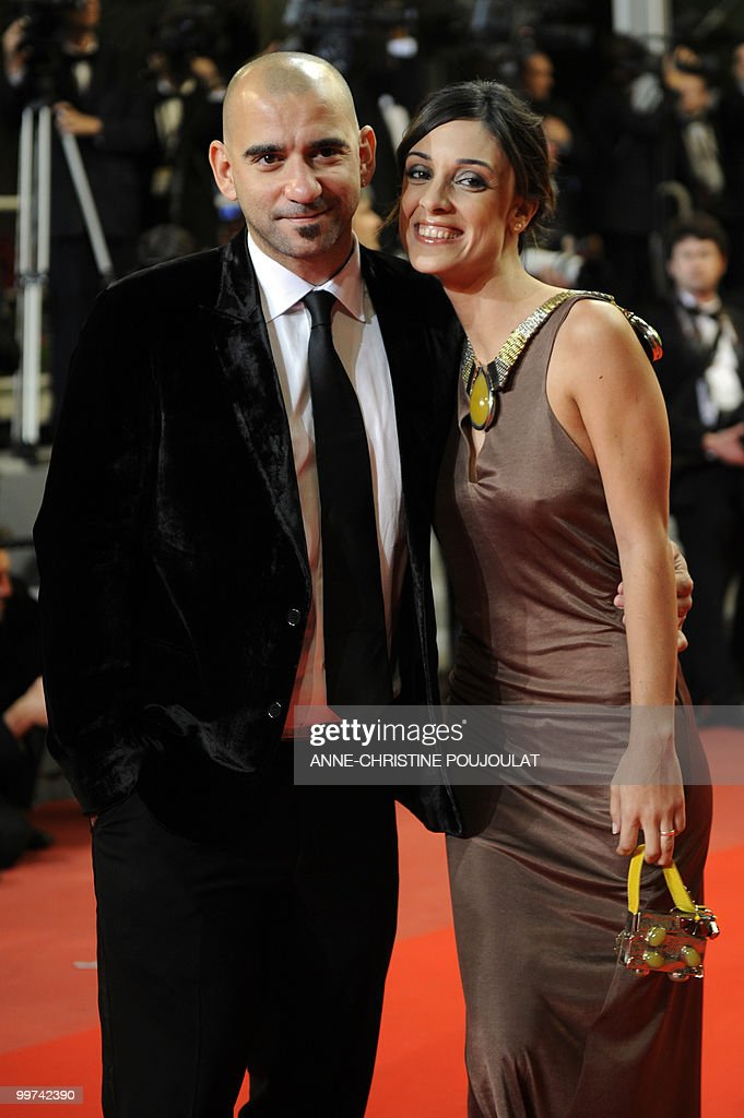 Argentinian actress Martina Gusman and Argentinian director Pablo Trapero arrive for the screening of 'Carancho' presented in the Un Certain Regard selection at the 63rd Cannes Film Festival on May 17, 2010 in Cannes.