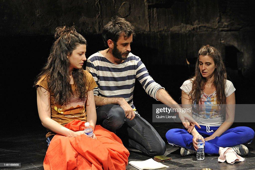 Fotos und Bilder von \'Las Criadas\' Theatre Play | Getty Images
