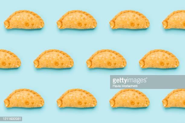 argentinian empanadas - empanada stock pictures, royalty-free photos & images