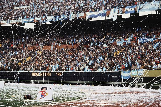 Maldonado and his disappearance brought back memories of the 1978 FIFA World Cup in Argentina. (STAFF/AFP/Getty Images)