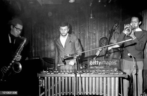 Argentinian jazz saxophonist Gato Barbieri German vibraphone player Karl Berger Danish jazz bassist Bo Stief and American jazz trumpeter Don Cherry...