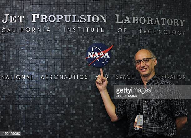 Argentinian Miguel San Martin Principal Engineer at the Jet Propulsion Laboratory poses for a picture in NASA's JPL in Passadena on August...