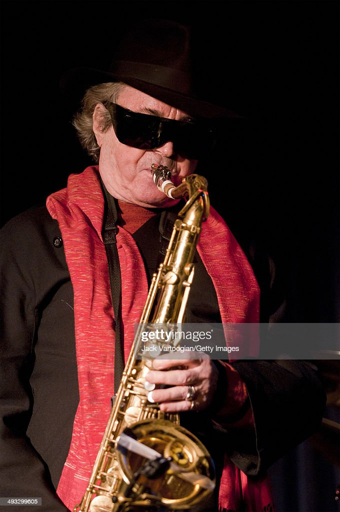Gato Barbieri At The Blue Note : News Photo