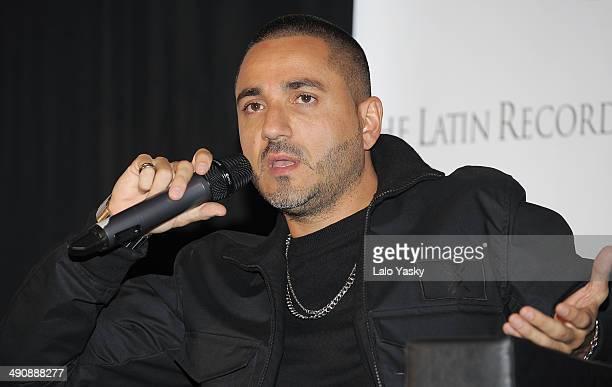 Argentinian producer Rafael Arcaute attends Latin GRAMMY En Las Escuelas - Buenos Aires with the Universidad Nacional de Tres de Febrero at the...