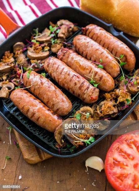argentinian sausages - cultura argentina imagens e fotografias de stock