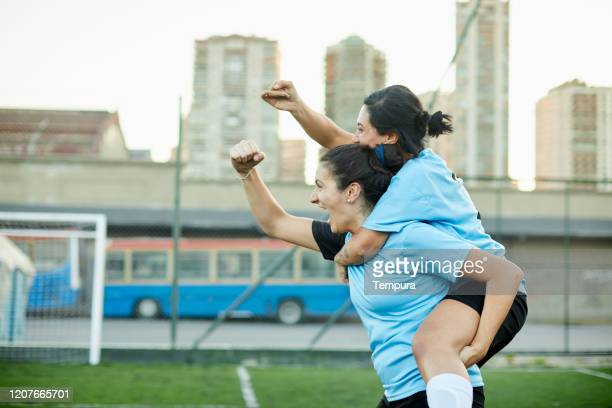 argentinian soccer player celebrating a goal. - football team stock pictures, royalty-free photos & images